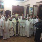 Peregrinação da Custódia Imaculada Conceição a Basílica de Nossa Senhora Aparecida