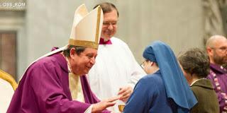 De 03 a 06 de maio de 2018, acontece em Roma um congresso internacional sobre a consagração e a vida consagrada