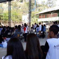 Fotos da Jornada Forânea da Juventude