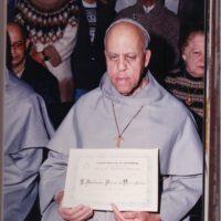 Frei Martinho, um autêntico amante da Imaculada e modelo  de Frade Menor Conventual