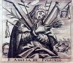 Beata Ângela de Folinho: a vida interior de uma boa alma
