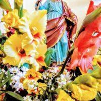 Divulgação do Calendário Franciscano em Paraíba do Sul