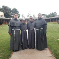 Abertura do Noviciado Franciscano 2019