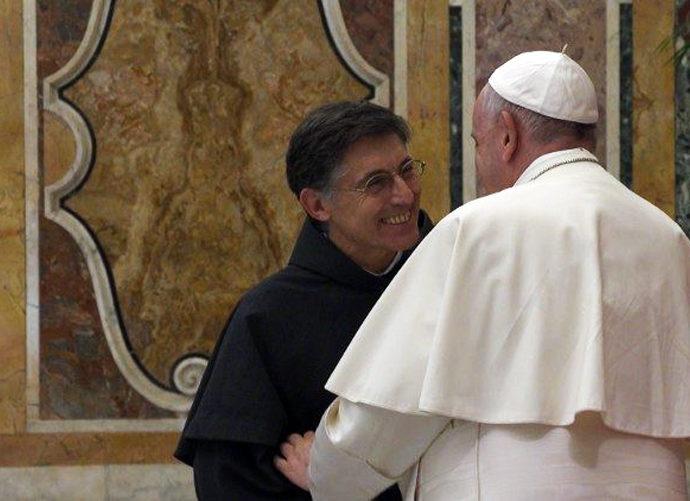 """Papa aos Franciscanos Conventuais: """"A missão de vocês é ser evangelho vivo"""""""