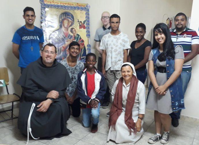 3º Despertar Franciscano Vocacional em Juiz de Fora