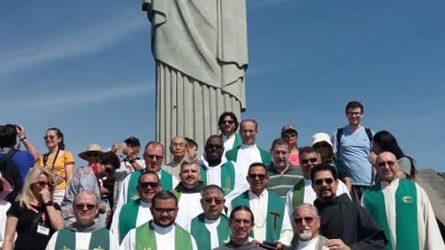 Encontre Párocos Franciscanos