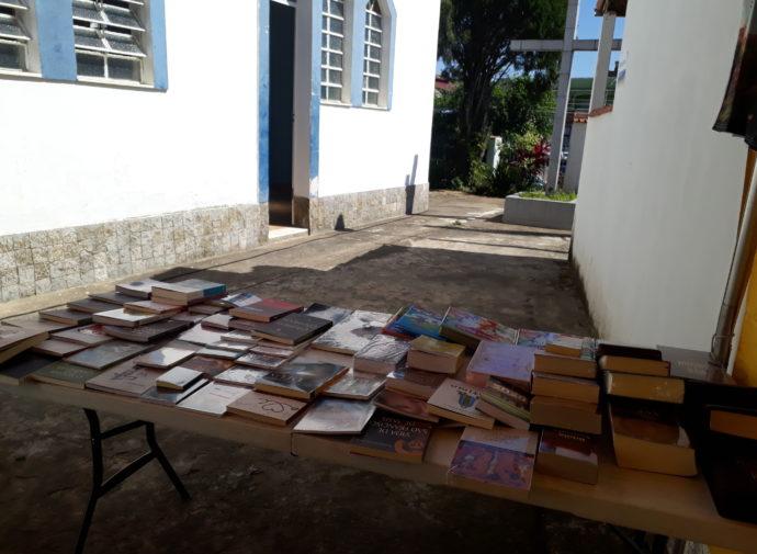 Divulgação do Calendário Franciscano de 2020 em Paraíba do Sul/RJ
