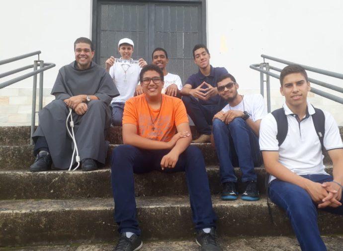 5º Despertar Franciscano Vocacional em Belo Horizonte