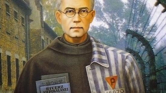 S. Maximiliano Kolbe nasceu há 125 anos: Ninguém tem maior amor do que aquele que dá a vida pelos seus amigos