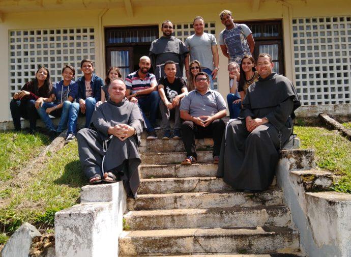 1º Despertar Franciscano Vocacional em Andrelândia