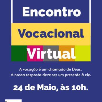 Encontro Vocacional Virtual