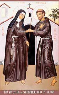 A alegria Franciscana na Pobreza