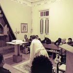 Reunião interjurisdicional dos formandos