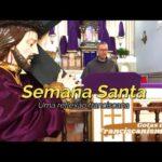 Gotas de Franciscanismo | A Semana Santa