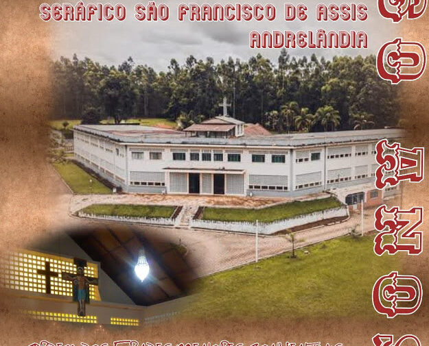 Sessenta (60) anos de inauguração do Seminário São Francisco de Assis em Andrelândia.