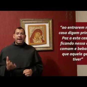 GOTAS DE FRANCISCANISMO: A PAZ
