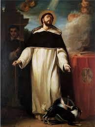 08 de Agosto - Festa do nosso pai São Domingo de Gusmão